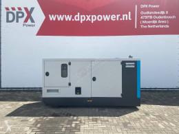 Stavební vybavení Atlas Copco QIS 135 - 135 kVA Generator - DPX-19408 elektrický agregát nový