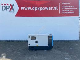Material de obra grupo electrógeno Atlas Copco QIS 16 - 16 kVA Generator - DPX-19401