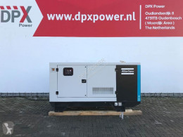 Atlas Copco áramfejlesztő építőipari munkagép QIS 90 - 90 kVA Generator - DPX-19406