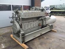 Deutz BF8M716 - 285 kVA construction used generator