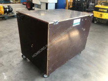 Material de obra Kubota D 1105 Onan 6 kVA Silent generatorset grupo electrógeno usado