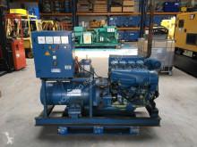 Material de obra Deutz F4L 912 Piller 43 kVA generatorset met ATS grupo electrógeno usado