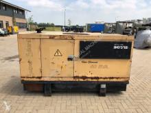 Entreprenørmaskiner Iveco Stamford 42.5 KVA generatorset motorgenerator brugt