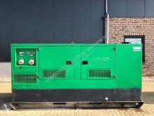 Material de obra DJS 100 kVA Supersilent generatorset grupo electrógeno usado