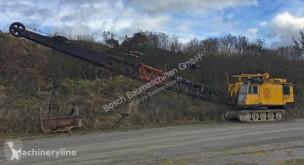 MENCK M154 – Cable excavator / Seilbagger lansator de conducte second-hand