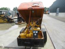 materiaal voor de bouw compressor nc