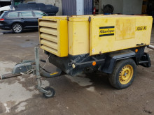 Atlas Copco XAS96DD construction used compressor