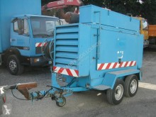SDMO construction used generator