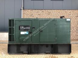 Material de obra John Deere Leroy Somer 200 kVA Supersilent Rental generatorset grupo electrógeno usado