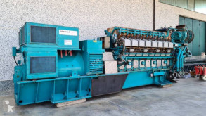 Wärtsilä WN16V25SG construction used generator