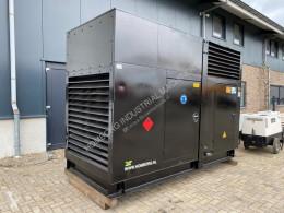 Entreprenørmaskiner Cummins 6CTA8 G3 Stamford 160 kVA Supersilent generatorset motorgenerator brugt