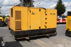Építőipari munkagép Atlas Copco QAS 228 használt áramfejlesztő