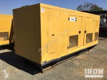 vägbyggmaterial generatorenhet Olympian