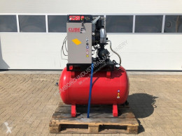 Material de obra Fini 4 kW 10 bar 460 L / min schroefcompressor als nieuw ! compresor usado