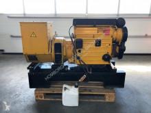 Material de obra Hatz 4M40H Stamford 35 kVA generatorset grupo electrógeno usado