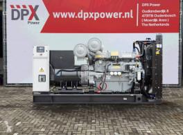 Material de obra Perkins 2806A-E18TAG1A - 660 kVA Generator - DPX-15716 grupo electrógeno nuevo