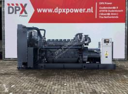 Perkins施工设备 4008-30TAG3 - 1.250 kVA Generator - DPX-15720.1 发电机 新车