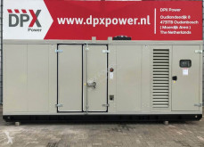 Perkins 4008TAG2 - 1.100 kVA Generator - DPX-19601 construction