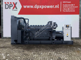 Perkins 4008-TAG2A - 1.125 kVA Generator - DPX-15720 construction new generator