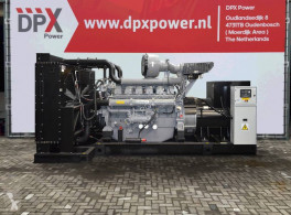 Perkins 4016-61TRG3 - 2.500 kVA Generator - DPX-15725 construction new generator