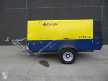 Compair C 115 - 12 - N construction used compressor