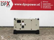 Vägbyggmaterial Iveco NEF45SM1 - 66 kVA Generator - DPX-17550 generatorenhet ny