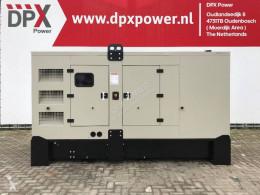 Vägbyggmaterial Iveco NEF67TM7 - 220 kVA Generator - DPX-17556 generatorenhet ny