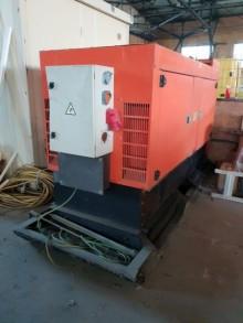 matériel de chantier groupe électrogène Zordan