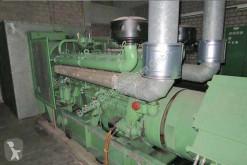 vägbyggmaterial nc MWM400 KVA Electric generator / Stromgenerator