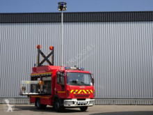 камион Iveco ML 80E17K Calamiteiten truck, 30 KVA Electricity generator, Elektrizitat Generator, Elektriciteit generator