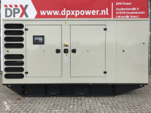 Doosan engine DP158LD - 580 kVA Generator - DPX-15557 construction new generator