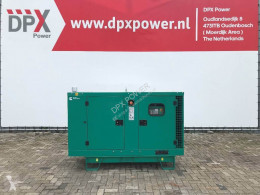 Cummins C33D5 - 33 kVA Generator - DPX-18503 construction new generator