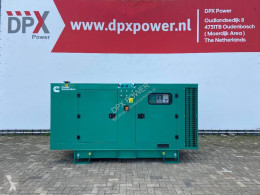 Cummins C110D5 - 110 kVA Generator - DPX-18509 construction new generator