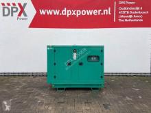 Material de obra grupo electrógeno Cummins C66D5E - 66 kVA Generator - DPX-18507