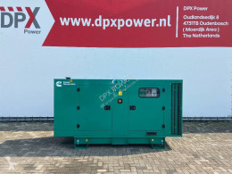 Cummins C90D5 - 90 kVA Generator - DPX-18508 construction new generator