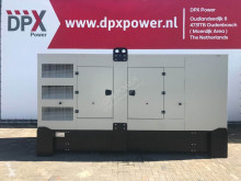 Scania Stage IIIA - DC9 - 275 kVA Generator - DPX-17820 construction
