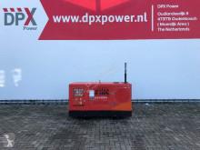 material de obra Himoinsa HIW 35 - Iveco - 35 kVA Generator - DPX-11955