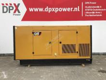 Caterpillar C9 - 300 kVA Generator - DPX-18021 construction