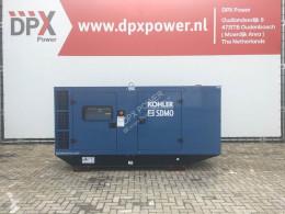 Vägbyggmaterial SDMO J200 - 200 kVA Generator - DPX-17109 generatorenhet ny