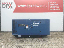Entreprenørmaskiner motorgenerator SDMO J200 - 200 kVA Generator - DPX-17109