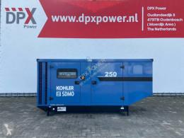 Mezzo da cantiere SDMO J250 - 250 kVA Generator - DPX-17111 gruppo elettrogeno nuovo