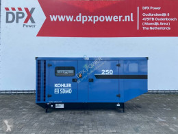 SDMO J250 - 250 kVA Generator - DPX-17111 agregator prądu nowy