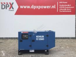 Építőipari munkagép SDMO J33 - 33 kVA Generator - DPX-17101 új áramfejlesztő