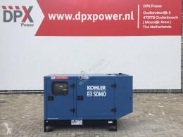 SDMO K16 - 16 kVA Generator - DPX-17002 generatorenhet ny
