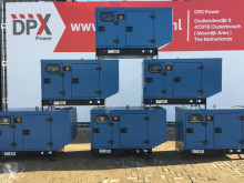 SDMO áramfejlesztő építőipari munkagép V500 - 500 kVA Generator - DPX-17204
