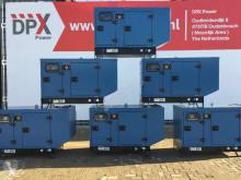 Vägbyggmaterial SDMO V650 - 650 kVA Generator - DPX-17206 generatorenhet ny