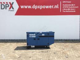 Material de obra grupo electrógeno SDMO J44K - 44 kVA Generator - DPX-17102