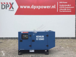 Mezzo da cantiere SDMO K12 - 12 kVA Generator - DPX-17001 gruppo elettrogeno nuovo