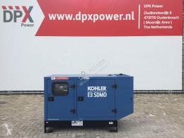 Material de obra SDMO K12 - 12 kVA Generator - DPX-17001 grupo electrógeno nuevo