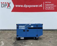 Vägbyggmaterial SDMO K44 - 44 kVA Generator - DPX-17005 generatorenhet ny